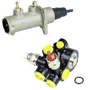 For Bmw E23 733i 735i L7 Power Brake Booster And Abs Pressure Regulator Ate