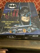 Marvel, Batman Action Figures And Collectable Case