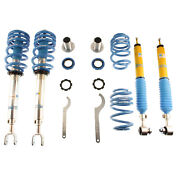 For Audi A6 Quattro S6 Front And Rear Suspension Kit Bilstein B16 Pss 48-116541