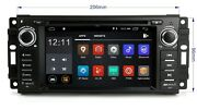 Android 9.1 Wifi 4g Car Radio Gps Navigation Cd Dvd Player For Jeep Patriot