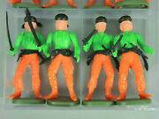 Steckis Pirates Eu 1985 - Complete Package Green/orange All Richtig Built