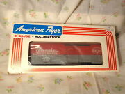 American Flyer 4-9706 New York Central Pacemaker Box Car/ S Gauge / Mib