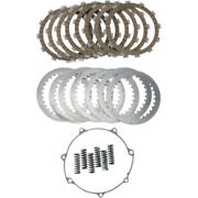 Moose Racing Complete Clutch Kit Set Plates Springs Offroad Yamaha Yz 450f 07-17