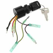 Ignition Key Switch For Mercury Outboard Box Motor 3 Position Off-run-start