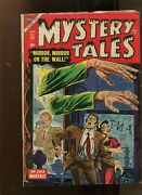 Mystery Tales 25 5.0 Mirror Mirror On The Wall 1955