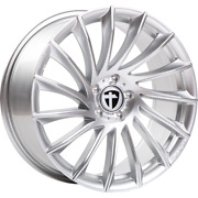 Winter Tyre And Wheel Sets Alloy Wheels Tomason Tn16 19 Inch Silver Adhesive