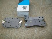 1974 1975 1976 1977 Dodge Truck M880 W200 B200 New Disc Brake Pads Made In Usa