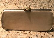 🔥 Marilyn Monroe Worn And Owned Clutch Purse Crystals Provenance Letter Loa Coa