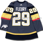 Marc-andre Fleury Vegas Golden Knights Home Authentic Pro Adidas Nhl Jersey