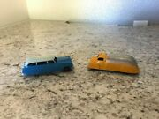 Vintage 1930and039s Metal Toy Cars - Tootsie Toy