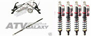 Lonestar +3 Long Travel A-arms + Axle Elka Shocks Stage 3 Suspension Kit Rzr170