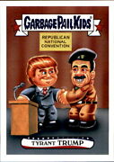2016 Garbage Pail Kids Republican National Convention Sticker Set 286 Made Rare