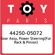 44250-05072 Toyota Gear Assy Power Steeringfor Rack And Pinion 4425005072 New