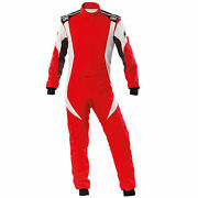 Omp First Evo Fia Approved 2 Layer Race Suit