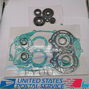 High Quality Complete Engine Gasket Set With Oil Seals For Banshee 350