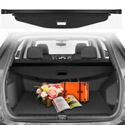 Fit 2018-2021 Chevrolet Equinox Retractable Updated Cargo Cover Privacy Shade