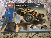New Rare 2003 Lego Racers 8376 Hot Flame Complete Set 244pc 4424081 Rc Car