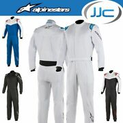 Alpinestars Stratos 2 Layer Race Rally Suit Fire Resistant Aramid Fia Approved