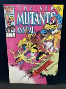 The New Mutants Annual 2 First Appearance