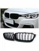 Abs Front Kidney Grill For Bmw 3 Series M Sport F30 F31