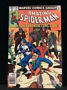 Amazing Spiderman 202 Vg Condition News Stand, Marker On Back Cover. Inv 23