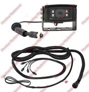 Camera Harness For Ag Leader Integra / Versa Display Monitor Tractor Combine