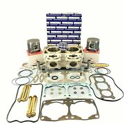 Polaris 800 Cfi 13-16 Cylinder Gaskets Fix Kit Spacer Wiseco Pistons 3022449