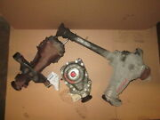 2012-2013 Mercedes S-class Rear Carrier Assembly 3.07 Ratio 34k Miles Oem Lkq
