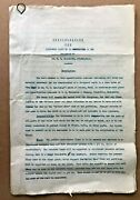 Prides Crossing Beverly Ma 1917 Specifications For Fireproof Vault W S Spaulding