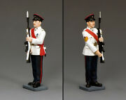 King And Country Colonial Hong Kong Chk006 Rhkr Staff Sergeant Present Arms Mib
