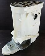 353153 354531 C Johnson Evinrude Exhaust Housing Midsection Unknown Years And Hps