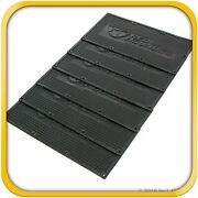 Ramp Mats 6 Pieces 12 X 6 Traction Non Slip Rubber Screws Hardware Included
