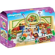 Playmobil Grocery Shop - Toy Figures And Playsets
