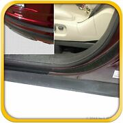 2011-15 Fits Ford Explorer 11pc Door Step Sill Protector Bumper Threshold Shield
