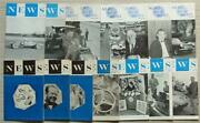 Ecurie Ecosse Racing Team News From The Mews 143 Magazines 1957-71 F1 Le Mans