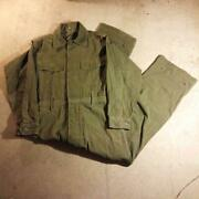 Ww2 Japanese Army Air Force Jumpsuit Antique Military Costume 1957 F/s Fr Japan