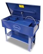 Eastwood 40 Gallon Parts Washer Steel Construction 10in. Deep Tub