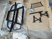 Nos Seizmik Kawasaki Brush Guard Mule 610 02009