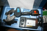 Thomas Betts Battpac Tbm54bsct Battery Powered Cable Wire Cutters Nice