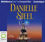 Until The End Of Time By Danielle Steel English Compact Disc Book Free Shippin