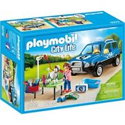 Playmobil Mobile Pet Groomer - Toy Figures And Playsets