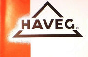 Haveg Corp Catalog Asbestos Dust Plastic Resin Cement Duct Valves Packing 1950and039s