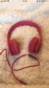 Beats By Dr. Dre Solo Hd Headphones Pink