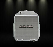Aluminum Radiator 3 Rows Fit 1942-48 49 50 51 52 Ford Truck Pickupchevy Engine
