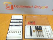 Koh-i-nor Rapidograph S. P. Drawing Pen Set Drafting Art 00,0,1,2 And 0,1,2 Lot