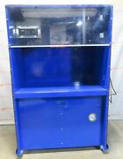 Dual Draw Downdraft Clean Air Paint Station Quality Mail Screening Service