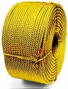 Cwc Polypropylene Oyster Rope - 5/16 X 1200and039 Yellow
