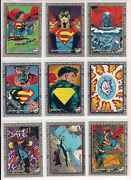 1993 Skybox Return Of Superman Trading Cards U Pick / Choose From List / Bx50