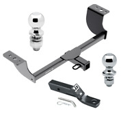 Trailer Tow Hitch For 05-20 Chrysler 300 08-20 Challenger Charger 1-7/8 2 Ball