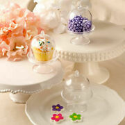 40-200 Perfectly Plain Medium Cake Stand Favor Box - Diy Wedding Party Favors